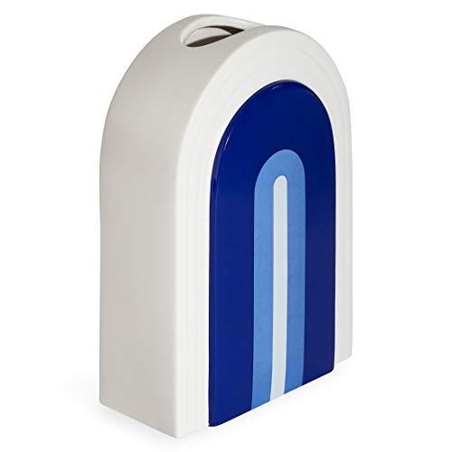 (Now House by Jonathan Adler Chroma Capsule Vase, Blue)