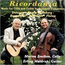 Pot-Pourri for Cello & Guitar Op 21 by Dotzauer