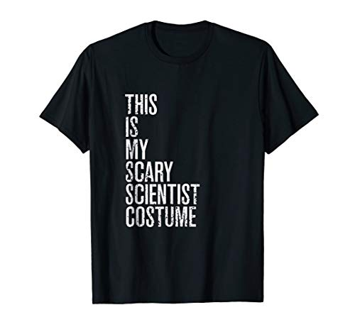 This is my Scary Scientist Costume -