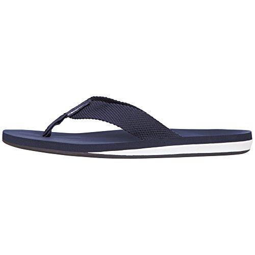 Unisex White Blue Footwear Adults Sandals 6710 Kappa Flip Amphib Flop Navy Unisex B4pwWxE1