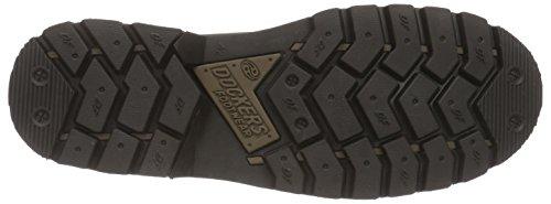 Dockers 23DA004 - Botas de cuero para hombre marrón - Braun (desert 460)