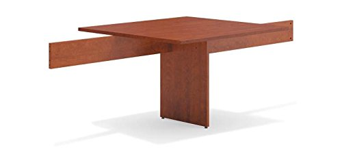 (HON Modular Conference Table , Slab Base , Adder Section , 48