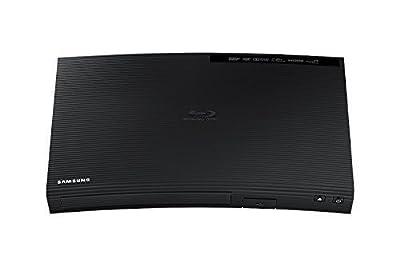 Samsung BD-J5100 BD-JM51 Curved Blu-Ray Player 2015 Model (Certified Refurbished)