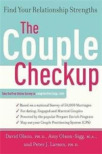 The Couple Checkup: Find Your Relationship Strengths by Thomas Nelson Inc