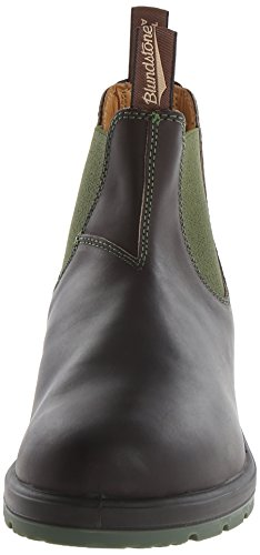 Brown Blundstone Blundstone Olive Chelsea 1402 1402 Stout Boot wvwxY8Oq1