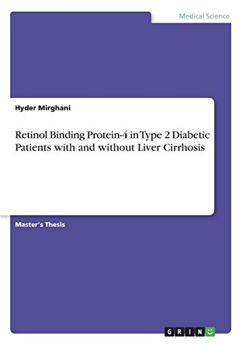 Retinol Binding Protein-4 in Type 2 Diabetic Patients with and Without Liver Cirrhosis