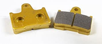 SPI Full Metal Brake pads for YAMAHA SRX 700//S 2000