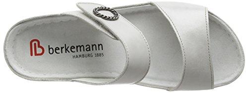 Michella Mules Berkemann 696 Women's Silber Silber Silver PRFqwC