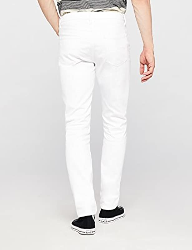 Marka Amazon: find. Męskie smukłe dopasowanie dżinsy: Odzież