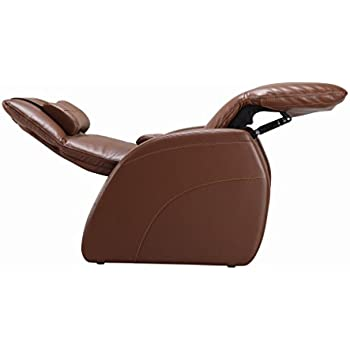 Cozzia Zero Gravity Recliner Brown  sc 1 st  Amazon.com : zero gravity recliner leather - islam-shia.org