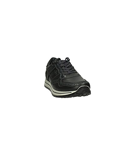 Igi&co 4765100 Sneakers Uomo 100% Pelle Nero Nero 41