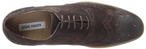 Steve Madden Mens Wakken Dress Shoe Brown