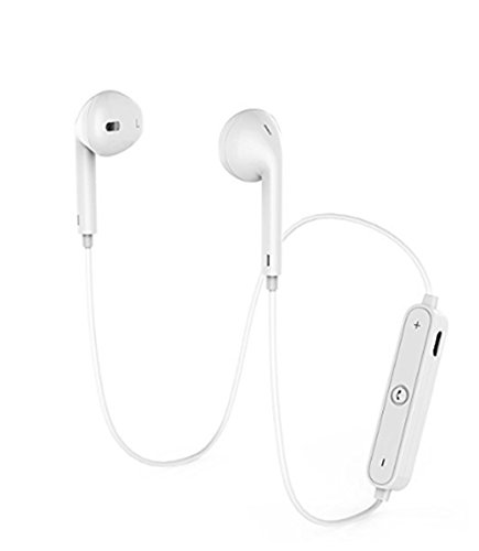 Bluetooth Headphones,Wireless Bluetooth 4.1 Earbuds With Mic HD Stereo Sport Headset For Running,Cycling,Gym Sweatproof Earphones