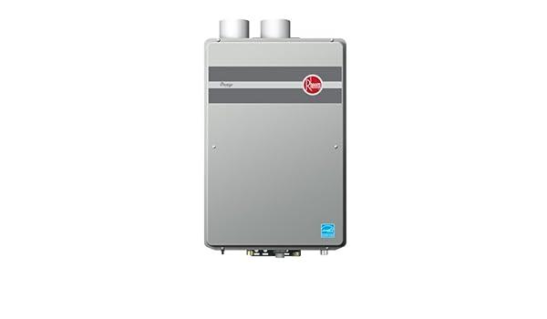 Rheem Prestige Interior Modelo de ventilación directa 11.000 a 157,00 BTU (propano) rtgh-84dvn: Amazon.es: Bricolaje y herramientas
