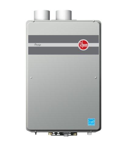 Rheem Prestige Interior Modelo de ventilación directa 11.000 a 157,00 BTU (propano)