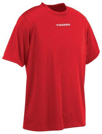 - Diadora Sfida Soccer T-Shirt (Red)