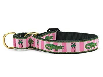 Alligator Martingale Dog Collar (Large)