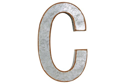 urban-trends-metal-alphabet-wall-decor-letter-c-rusted-edge-effect-galvanized-zinc