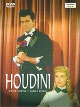 Houdini (1953. Starring: Tony Curtis, Janet Leigh, Torin Thatcher)