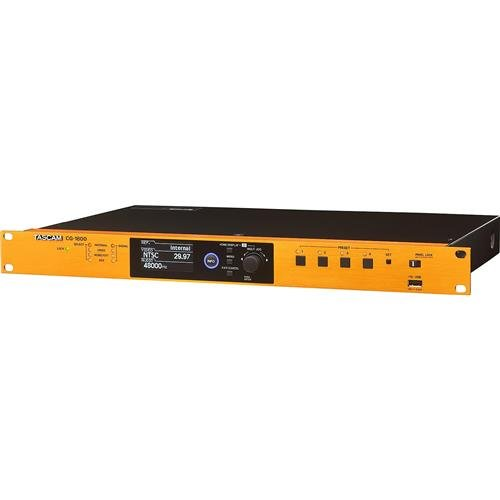 Aes Distribution Amplifier - TASCAM CG-1800 Video Sync / Master Clock Generator