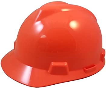 MSA V-Guard Jumbo Hard Hat