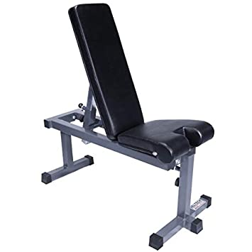 Deltech Fitness Flat to Incline Bench