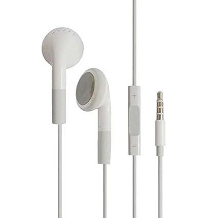 f66d0903fa1 Auriculares con manos libres y control de volumen para iPhone 4 ...