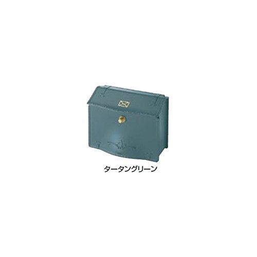 リクシル TOEX エクスポスト デザインタイプ D-1型(上置き台座仕様部品付き) 『リクシル』 『郵便ポスト』 タータングレーン B075QYSL3W 24987