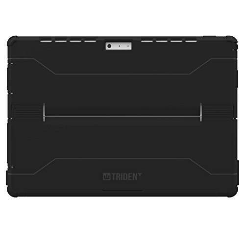 Trident Cyclops Series Case for Microsoft Surface 3 - Retail Packaging - Black