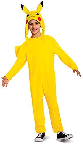 Cheap Pokemon Costumes (Disguise Pikachu Pokemon Deluxe)