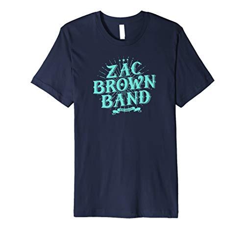 Zac Brown Band - Burst T-Shirt