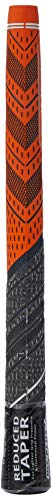 Golf Pride MCC Plus4 New Decade MultiCompound Golf Grip, Standard, Orange