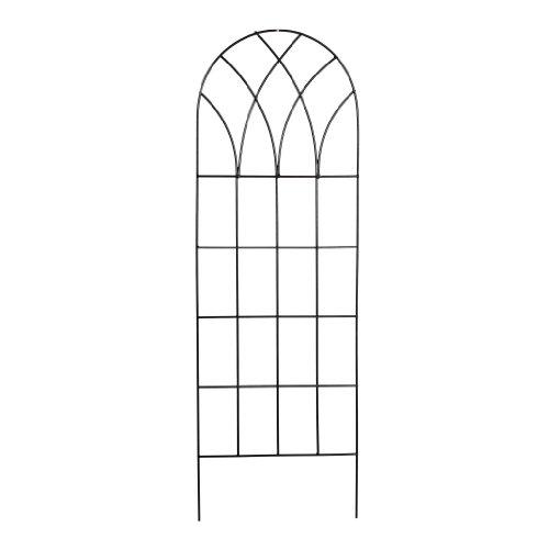 Gothic Garden Screen - Gardman R555 Gothic Trellis Panel, 20