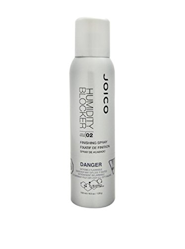 Finishing Spray Hair Spray (Joico Finishing Spray, Humidity Blocker, 4.5 Fluid Ounce)