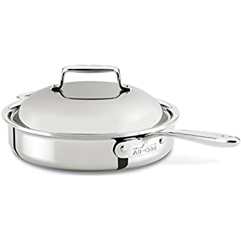 Amazon Com All Clad Sd75712 D7 18 10 Stainless Steel 7