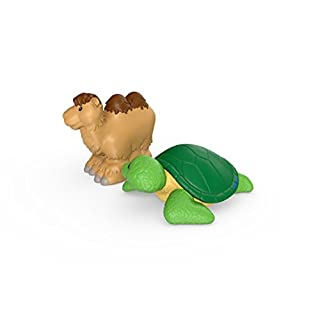 Fisher-Price Little People Camel and Sea Turtle