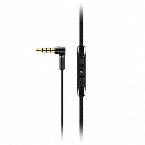 Sennheiser HD1 In-Ear Headphones (Android version) - Black Chrome by Sennheiser (Image #2)