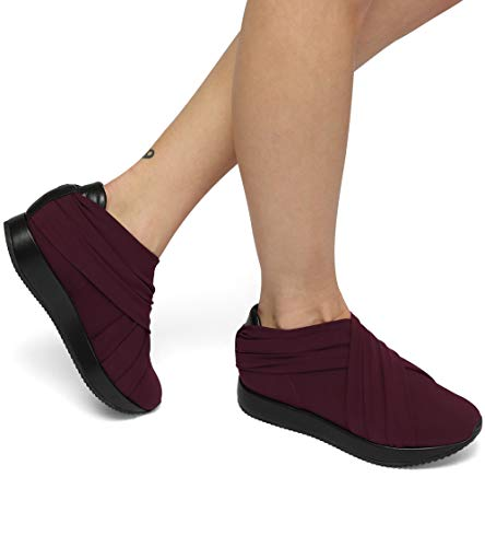 Donna Moda slip normale slip 28393 Frannie Pantofola larghezza Peter Fit Kaiser on Normal alla E Casuale Viola scarpe Btqpwxf