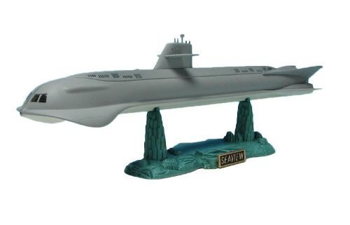 1/350 Voyage To The Bottom Of The Sea. Seaview Model: MOE808, Toys & Games for Kids & Child (Seaview Model Kit)
