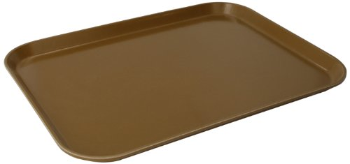 - Carlisle 1814FG97005 Fiberglass Glasteel Solid Rectangular Tray, 18