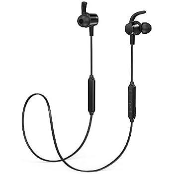 Amazon com: TaoTronics Neckband Bluetooth Headphones with