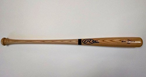 - RAWLINGS Pro Timber Ash Minor League Wood Professional Baseball Bat (Clear Natural 271BR, 34-Inch)