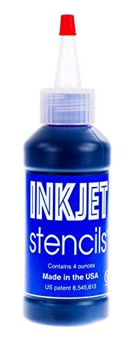 Tattoo Inkjet Stencil Ink - Revolutionary EcoTank Printer Ink - 4 Oz Bottle (2 Pack)