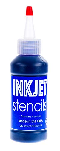 - Tattoo Inkjet Stencil Ink - Revolutionary EcoTank Printer Ink - 4 Oz Bottle