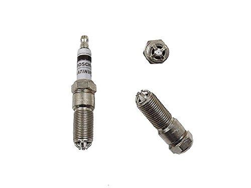 Bosch (4482) HGR8MQP0 Platinum + 4 Spark Plug, (Pack of 1) (2004 Pontiac Grand Am 3-4 Spark Plug Gap)