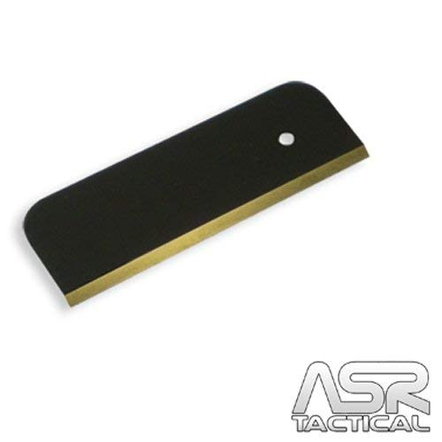 Non-Metallic Covert Zirconia Ceramic Razor Blade (Wear-Resistant / Non-Dulling Cutting Edge Blade)