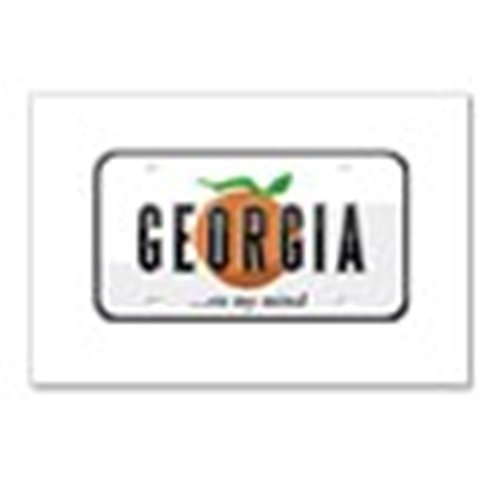 CafePress - Georgia - Postcards (Package of 8), 6