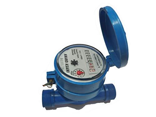 Anand Asahi Plastic Body Singlejet 15mm water flowmeter Price & Reviews