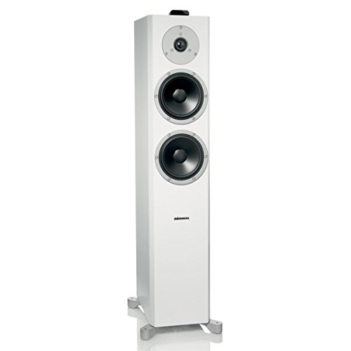 Dynaudio Xeo 6 Wireless Floorstanding Speaker - Each (Satin White)