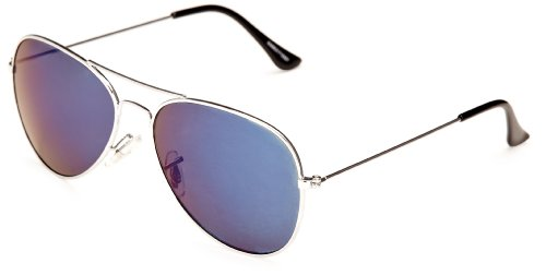 Argent Blue Iconeyewear Lunettes Mixte Adulte Silver Revo qRwac7Fat6